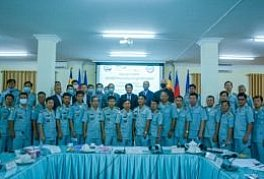 """Training program on """"the General Context of the Law on Competition"""""""